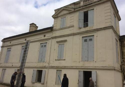 Château le mayne - Barsac